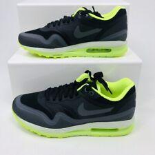 Nike Air Max Lunar 1 Zapatillas Para Mujer Chicas Negro Gimnasio Informal Zapatos Rrp £ 125