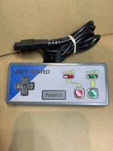 Famicom JOY CARD Controller Nintendo (2-51)