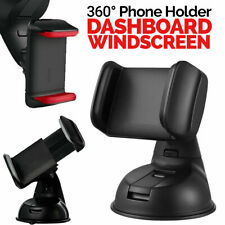 360 In Car Phone Holder Dashboard Suction Universal Mount Windscreen Stand UK