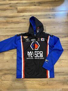 Matco Tools Nhra Youth Hoodie Size Medium
