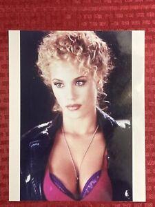 Elizabeth Berkley 8x10 Photo Showgirls Saved By The Bell Titus S. Darko