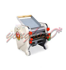 220V Stainless Steel Electric Pasta Press Maker Noodle Machine Home Commercial