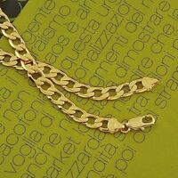 "Men's/Women's Necklace 18k Yellow Gold Filled 20""Chain Fashion Link GF Jewelry"
