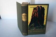 Karl May Verlag Bamberg - Band 20 Die Felsenburg - sehr schönes Exemplar