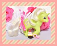 ❤️My Little Pony MLP G1 Vtg Beddy Bye Eye BBE Frosting Party Gift Pack Baby❤️