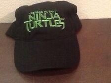 Teenage Mutant Ninja Turtles Movie Logo 2014 Movie Premiere Baseball Cap Hat New
