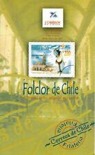 Chile 2001 Brochure Folclor de Chile Festividad de San Sebastian de Yumbel