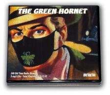 GREEN HORNET(1936-52) 6 mp3 CD SET OTR 315 mp3