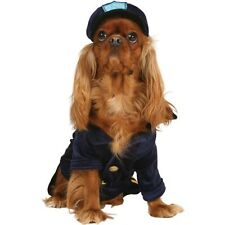 Officer K-9 Dog Pet Costume Size X-Small, Halloween Dress Up Costume