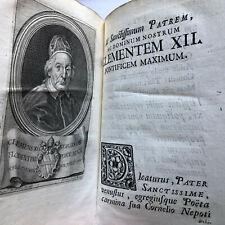 Lucubrationes in Surrentinorum ecclesiasticas - Clementi XII pont - Romae  1731