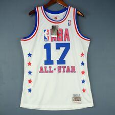 100% Authentic Chris Mullin Mitchell Ness NBA All Star Swingman Jersey Size 44 L