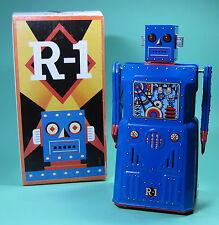 Great Original r1 Robots robot ROCKET USA Robot verni RARE Blue Edition!