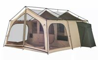 14 Person Spacious Camping Tent 2 Rooms Cabin Outdoor Large Family Lodge NEW