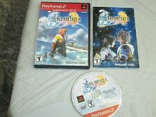 Final Fantasy X  (PlayStation 2, PS2) complete 3