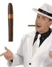 Cigar Joke Gangster Pimp Mexican Fake 1920's Fancy Dress 12cm Pretend Cigar