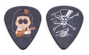 Velvet Revolver Slash South Park Signature Guitar Pick - 2007 Libertad Tour GNR