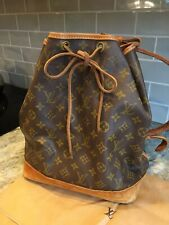 Louis Vuitton Monogram Noe Drawstring Shoulder Bag Bucket Bag - Vintage