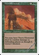 4 Thorn Elemental - Green Starter 1999 Mtg Magic Rare 4x x4