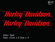 Harley Davidson Stickers Reflective Motorcycle Stickers Decal 1 Pair best gift =