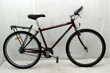 """Trek 850 MTB Bike USA Made Vintage 1996 17"""" Medium Steel Single Speed SS Charity"""