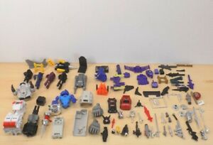 Transformers Figure Parts And Accessories Lot