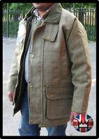 WWK DERBY TWEED BREATHABLE HUNT SHOOTING SPORT JACKET COAT Mens Kids