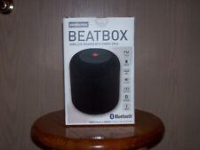 Soundlogic Beat Box Wireless Speaker Portable Bluetooth For Home/Office!