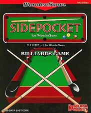 Side Pocket for WonderSwan WonderSwan Japan Version