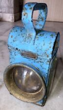 A. MURCOTT & Co.BIRMINGHAM Iron Oil Lamp box type Railroad?Original