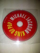 CD de musique pop Michael Jackson avec compilation