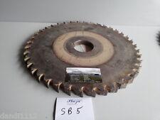 """DADO SAWMILL Saw blade 14"""" W 2-1/2"""" Arbor for Industrial SB5"""