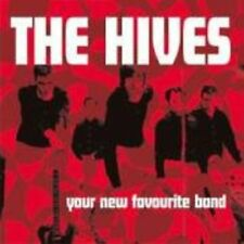 The Hives - Your New Favourite Band - The Hives CD WLVG The Cheap Fast Free Post