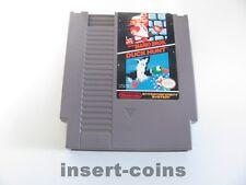 Super Mario Bros. / Duck Hunt   -  Nintendo / NES / NTSC / US  #R5