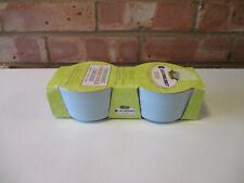 Le Creuset Poterie Set to Two French Ramekins - Pale Blue - Brand New