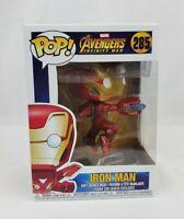 Funko POP! Marvel Avengers Infinity War Iron Man Vinyl Figure #285