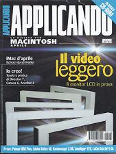 APPLICANDO LA RIVISTA PER MACINTOSH APPLE n.162 APRILE 1999
