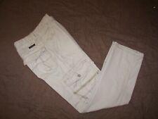 Boys Wrangler Khaki Cargo Pants - 16R (29 x 30)
