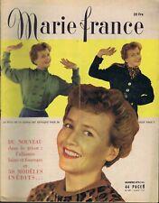 Marie France #259 du 14/11/1949