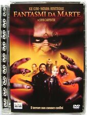 Dvd - FANTASMI DA MARTE