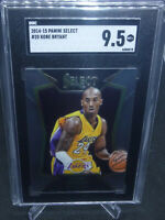 2014-15 Panini Select Kobe Bryant Card #20 Graded SGC Mint+ 9.5 LAKERS HOF