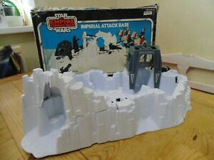 Star Wars ESB Vintage Imperial Attack Base Boxed Palitoy