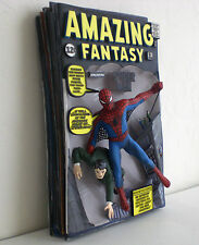 SPIDER-MAN SPIDERMAN AMAZING FANTASY #15 COVER SCULPTURE CODE 3 NEW
