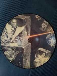 RARO ROCKETS PLASTEROID PICTURE DISC LIMITED VINILE DISK SPACE ROCK ELECTRIC