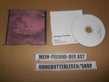 CD punk portugal the on-the sun (1 chanson) MCD Defiance + presskit