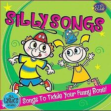Unknown Artist Silly Songs CD