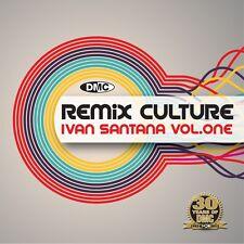 New DMC Remix Culture Ivan Santana Mixes Vol. 1 DJ CD Club Clubber Music CD