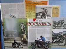 MOTOSPRINT994-PROVA / TEST-1994- HONDA CB 500 - PROVA VERITA' - 6 fogli