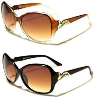 Retro Vintage Women Shades Oversized Eyewear Classic Designer CG Sunglasses 7001