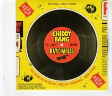 (HL291) Ray Charles, Chiddy Bang - 2011 DJ CD