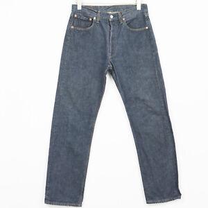 Levis 501 Jean Standard Droit Taille Hommes W32 L32